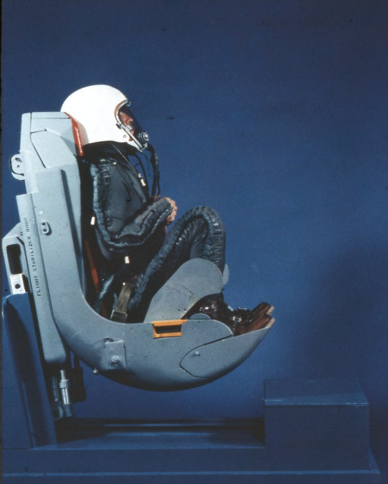 Ejector seat testing -39