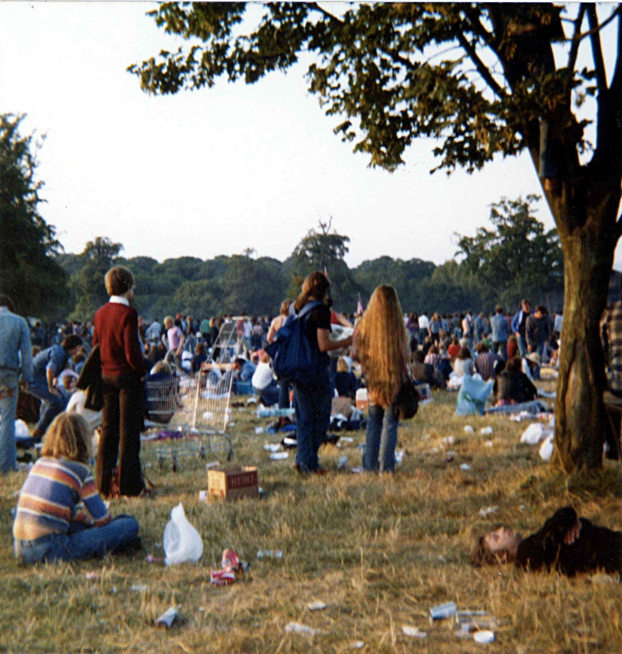 Knebworth August 4th 1979