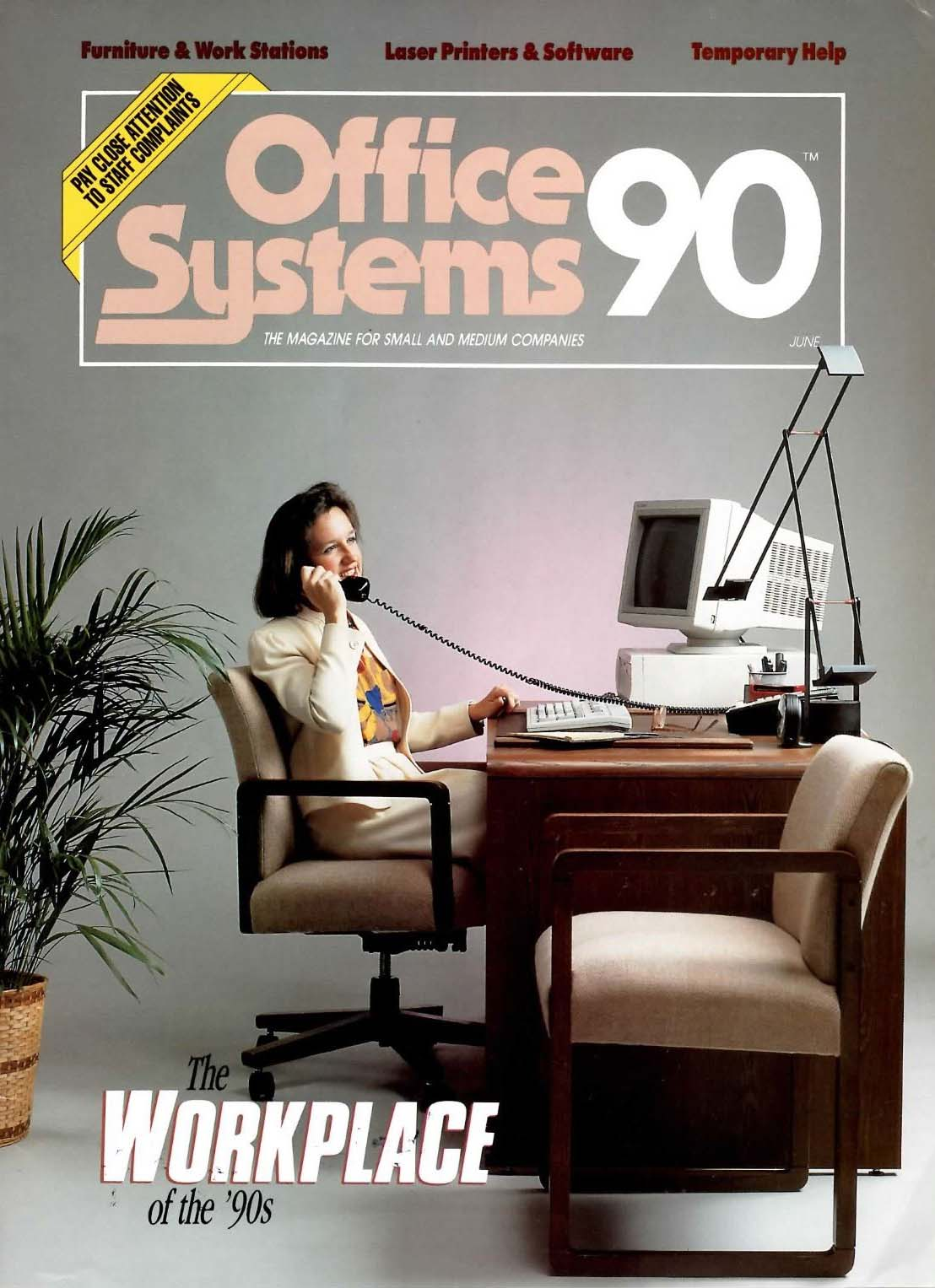 Office systems 1990