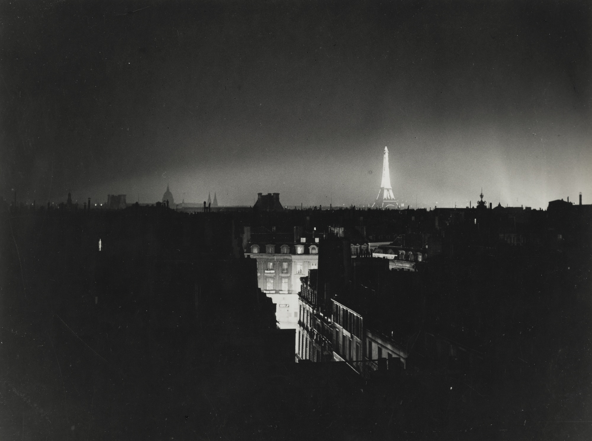 'Paris By Night', Brassai
