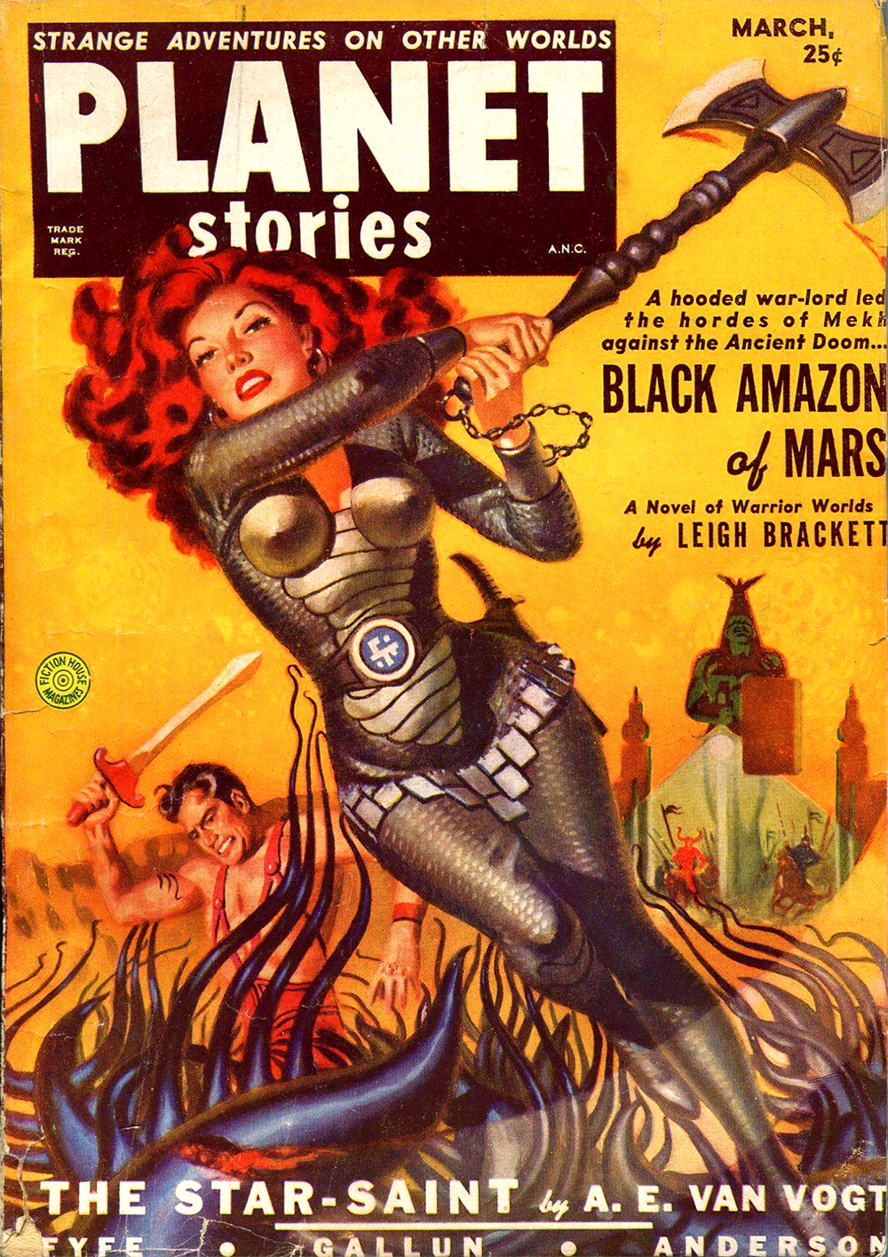 Planet Stories 3 1951