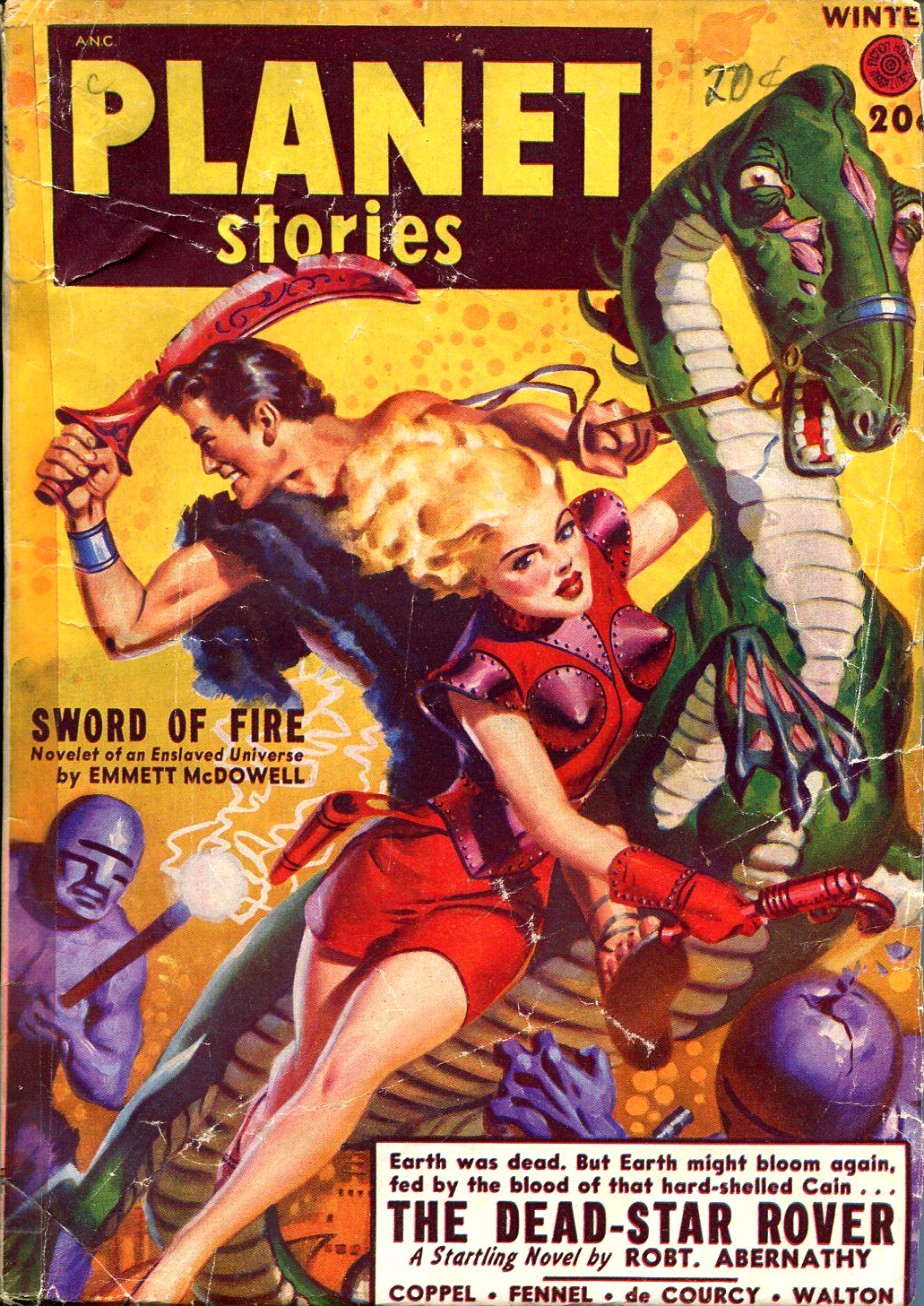 Planet Stories -Winter 1949-
