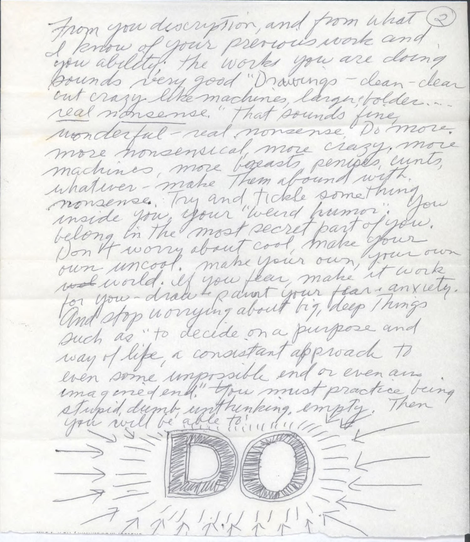 Sol-LeWitts-Letter-to-Eva-Hesse