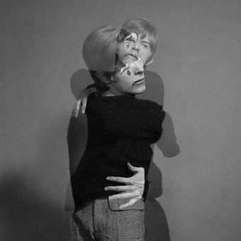David Bowie Unseen: A Hidden 1967 Photoshoot