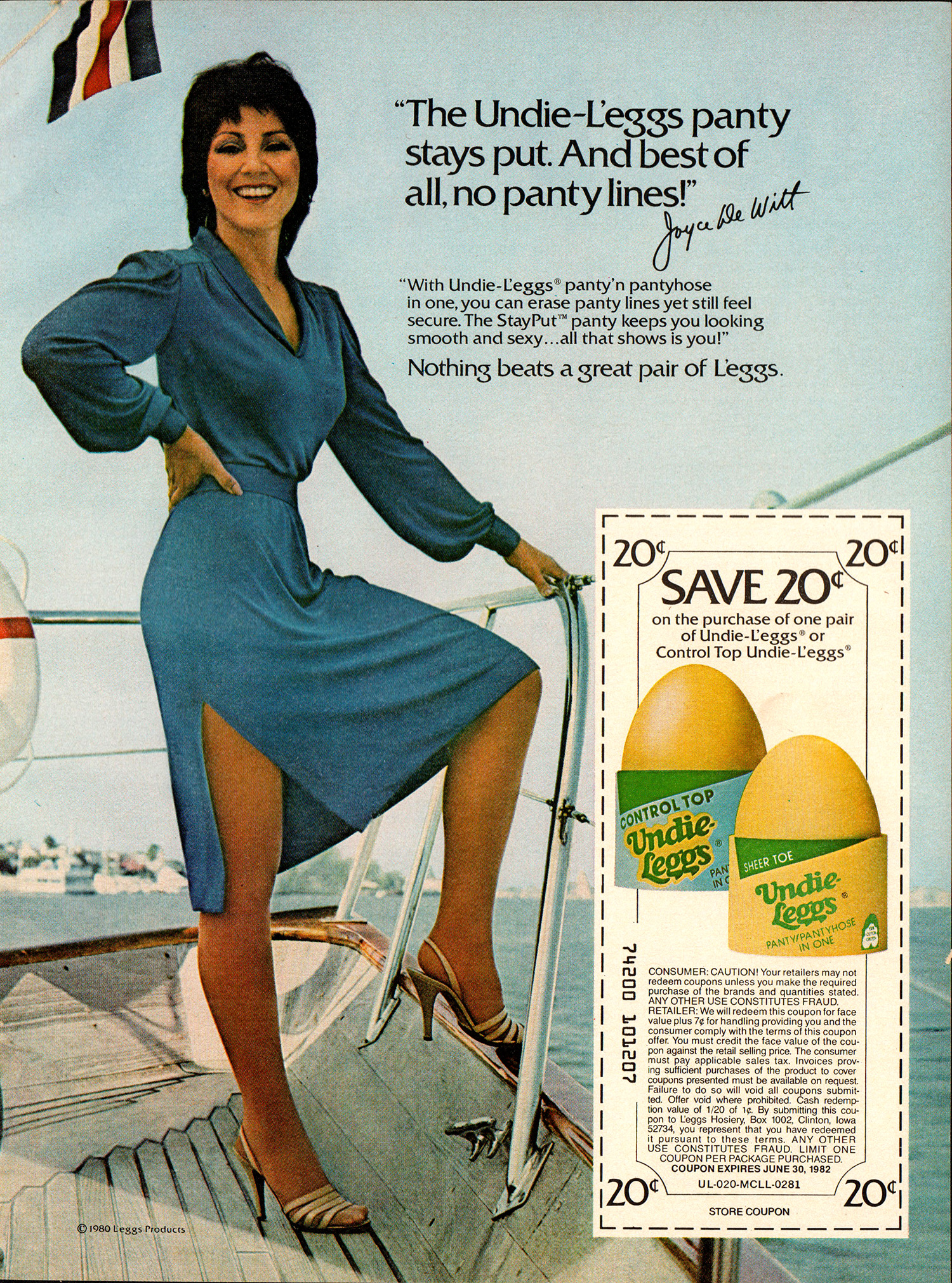 Hosiery to the Max! Totally 80s Legwear Advertising - Flashbak