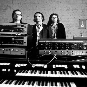 Kraftwerk's First Performance – The Rockpalast Show In Long Hair and Leather (1970)