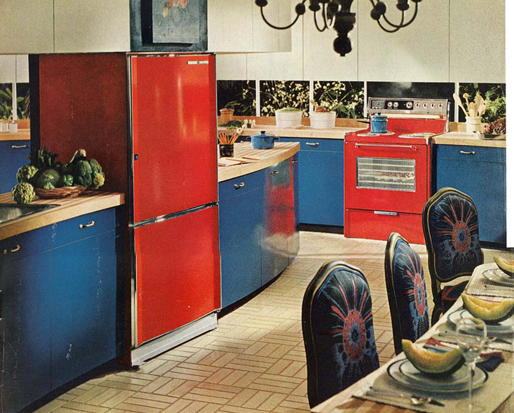 Retro Kitchen 2