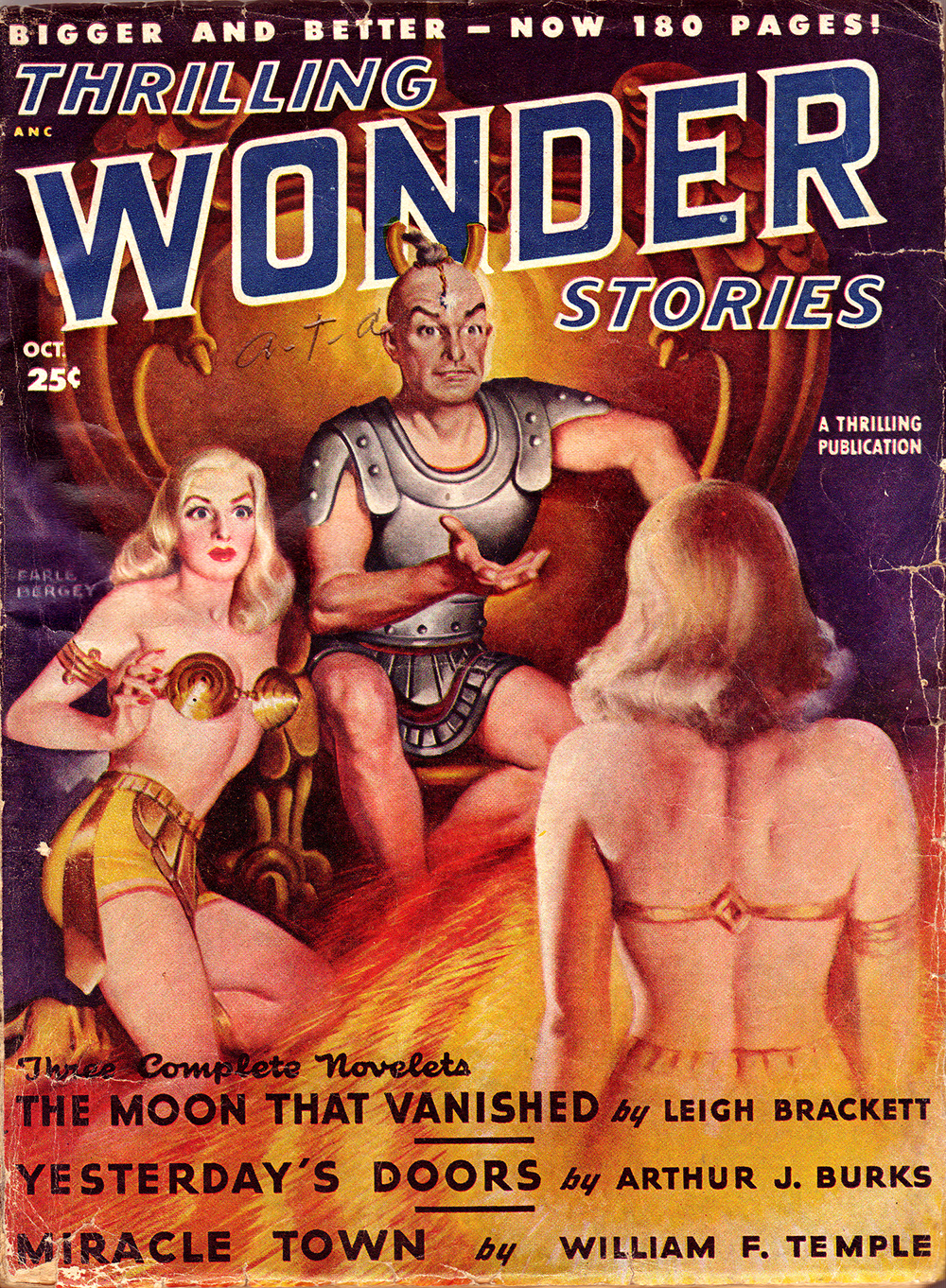 thrilling wonder stories cover art
