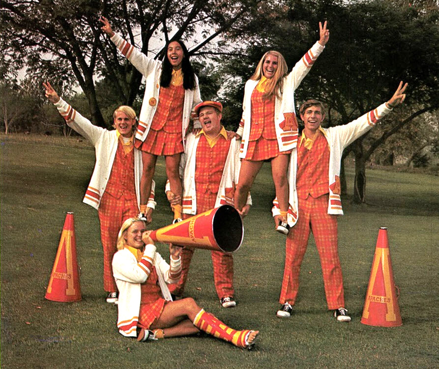 vintage cheerleaders (6)