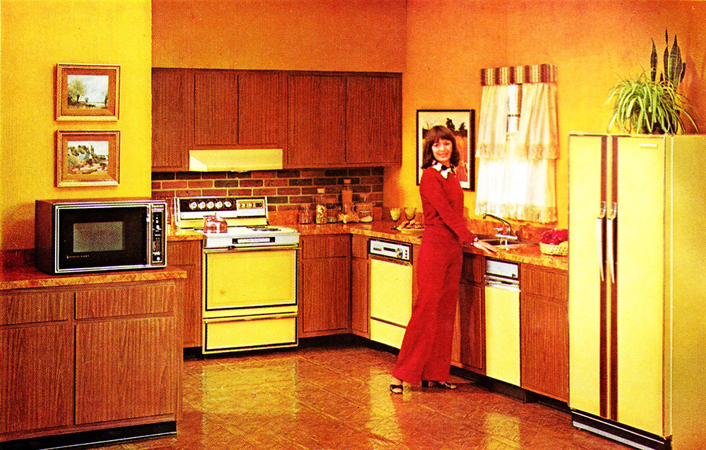 Vintage Kitchen 3