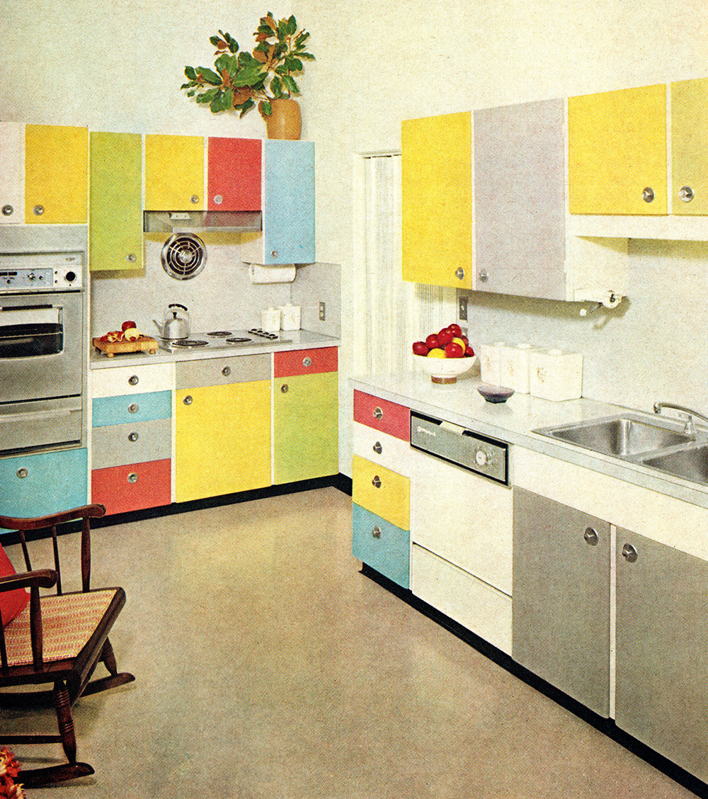 Vintage Kitchen 4