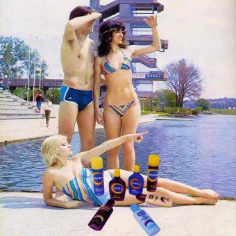 Let the Sunshine In: More Tanning Advertising from the 1960s-1980s
