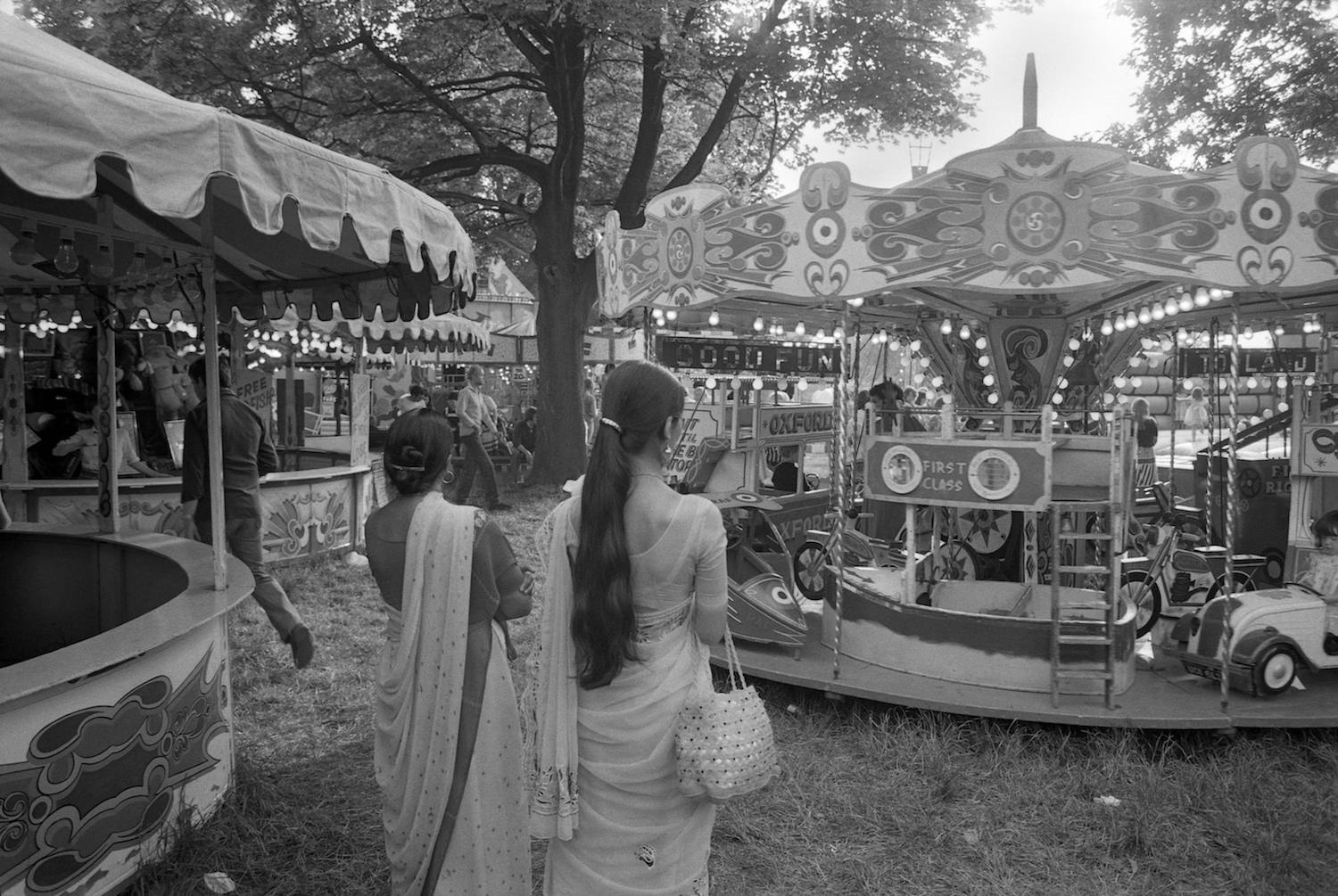 Richmond funfair - 1980s