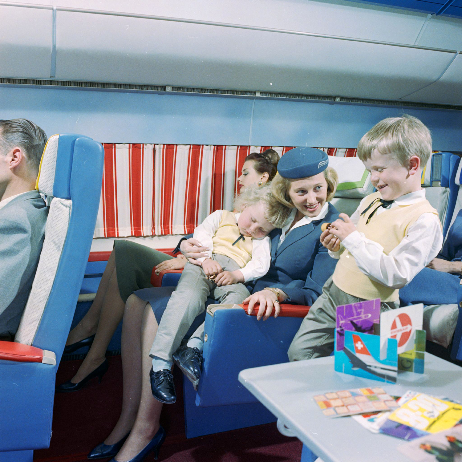 First Class Services First In Class: Living The Dream At 35,000 Ft: Flying First Class In The