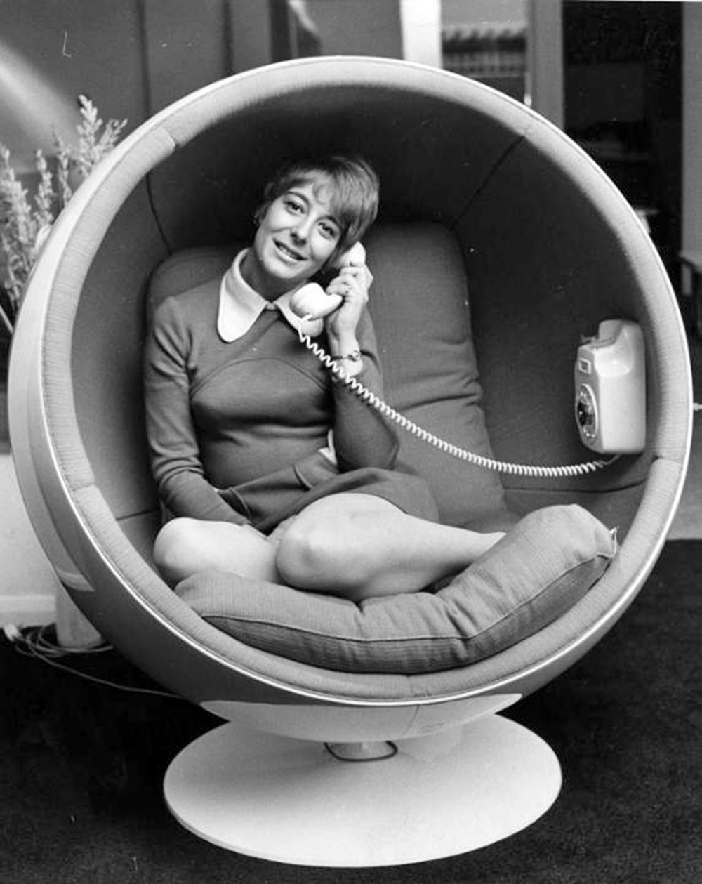 1960s ball chair