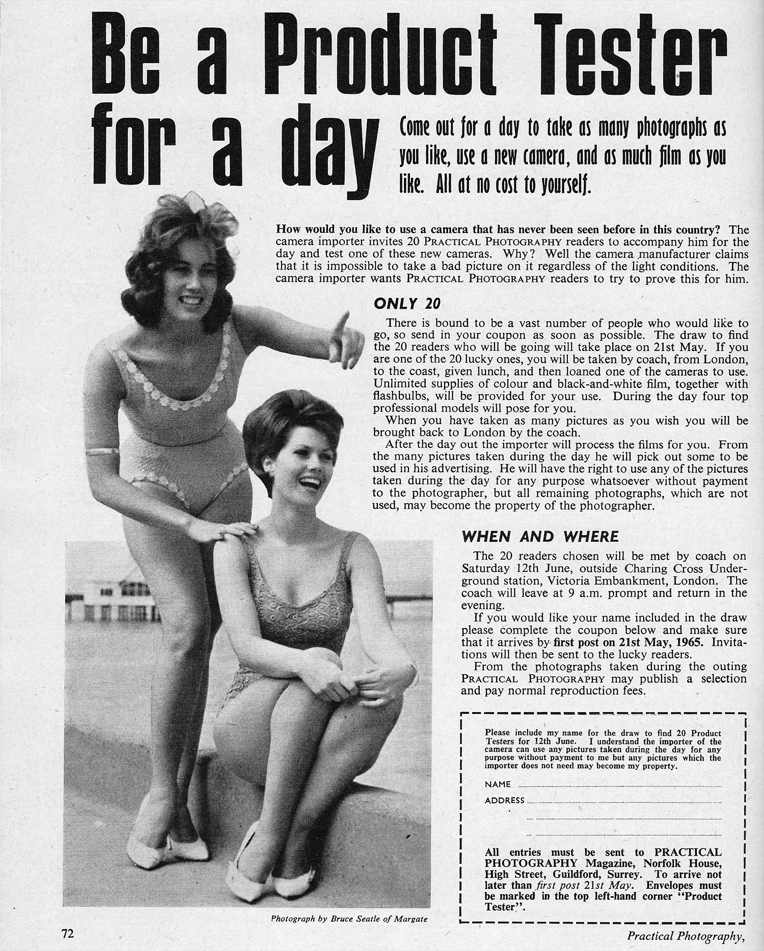 1965 practical photography