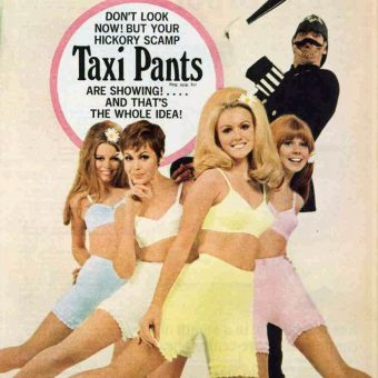 30 Sexy Swingin' Sixties Undergarment Ads from Around the World