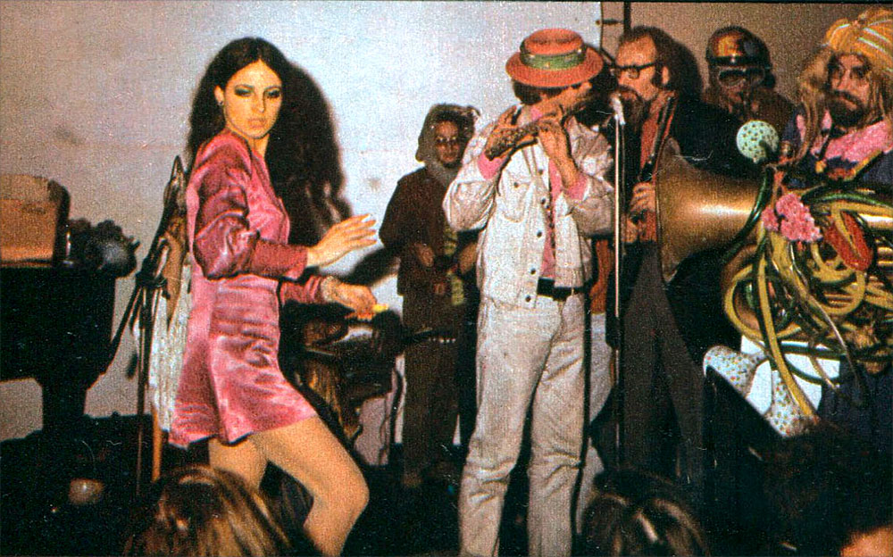 1969 club pardiso in amsterdam