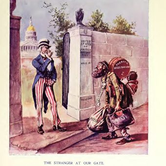 The Ram's Horn: Frank Beard's Cartoons Save America (1890s)