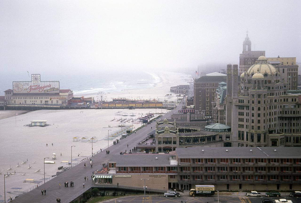 Atlantic City, New Jersey 1962