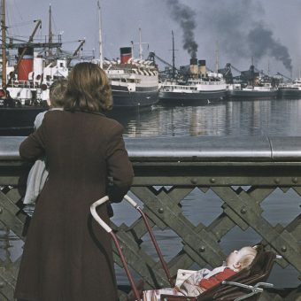 Belfast 1955: Gorgeous Photographs Of The City Of Ships