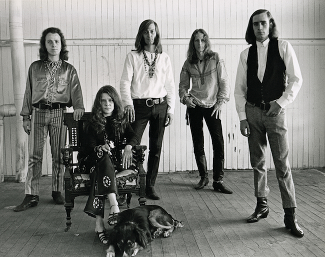 Big Brother and the Holding Company, circa 1967