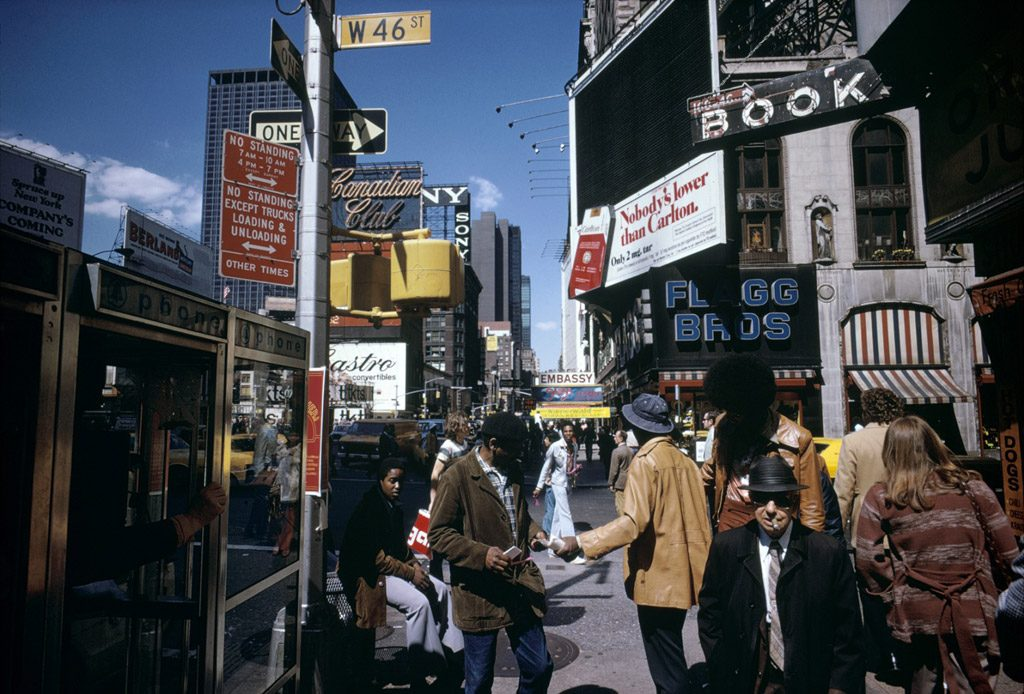 Broadway New York, 1976