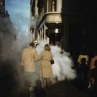 The Power Of Color: Joel Meyerowitz's Sublime Street Photography