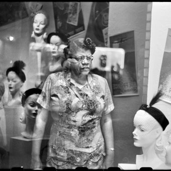 Elliott Erwitt's Lost Street Photographs of Pittsburgh (1950)