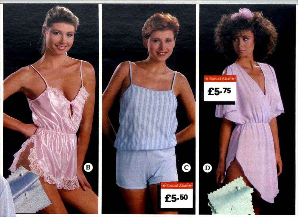Empire Stores Spring Summer catalog 1985