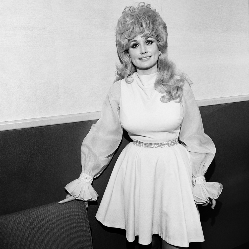 Dolly Parton, Symphony Hall, Boston, MA, 1972