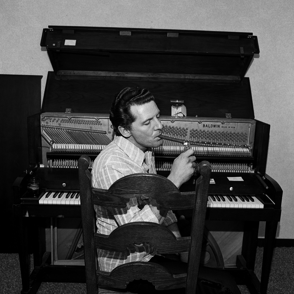 Jerry Lee Lewis, Ramada Inn, Boston, MA, 1975