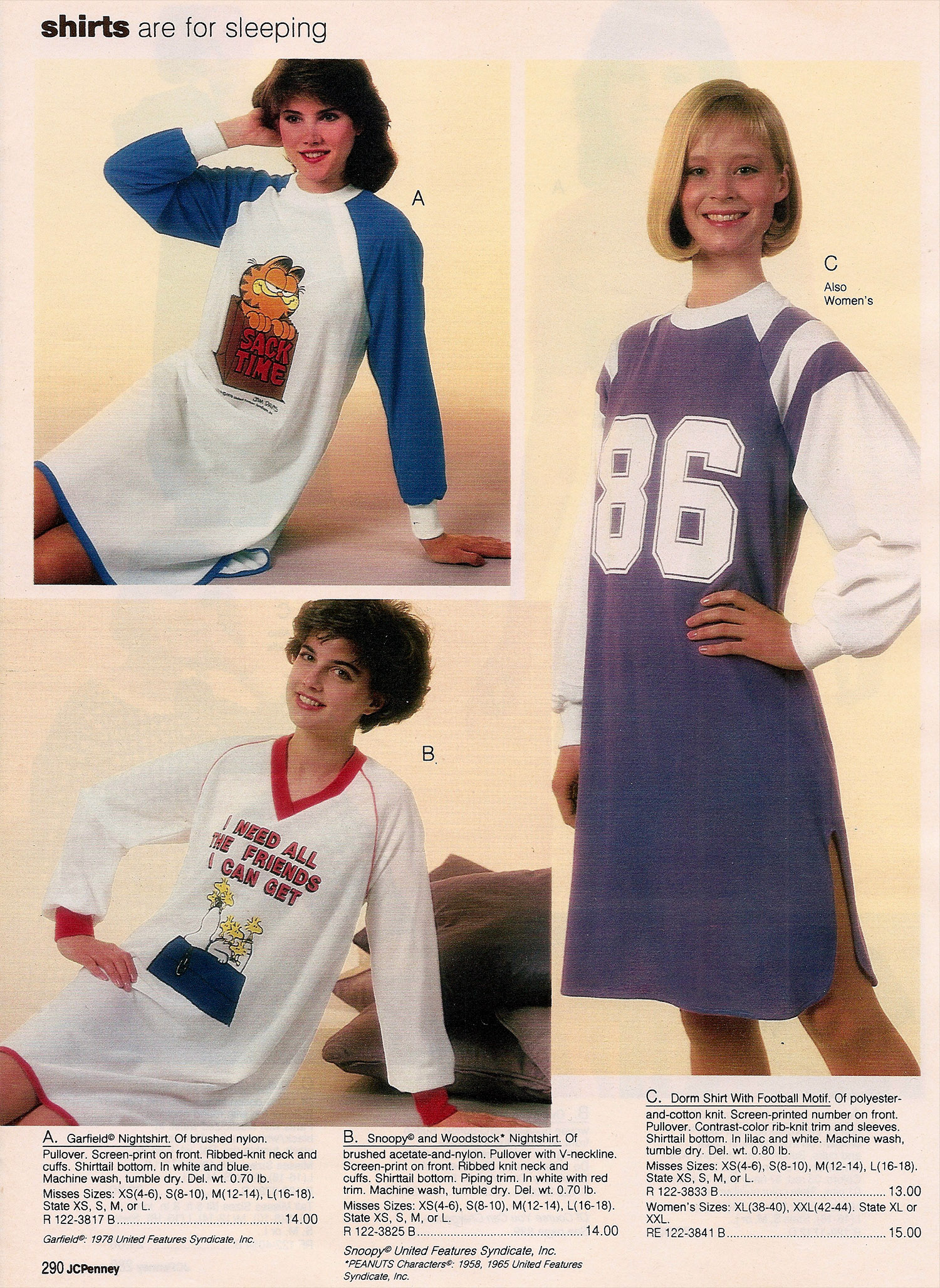 J.C. Penney Fall-Winter 1984
