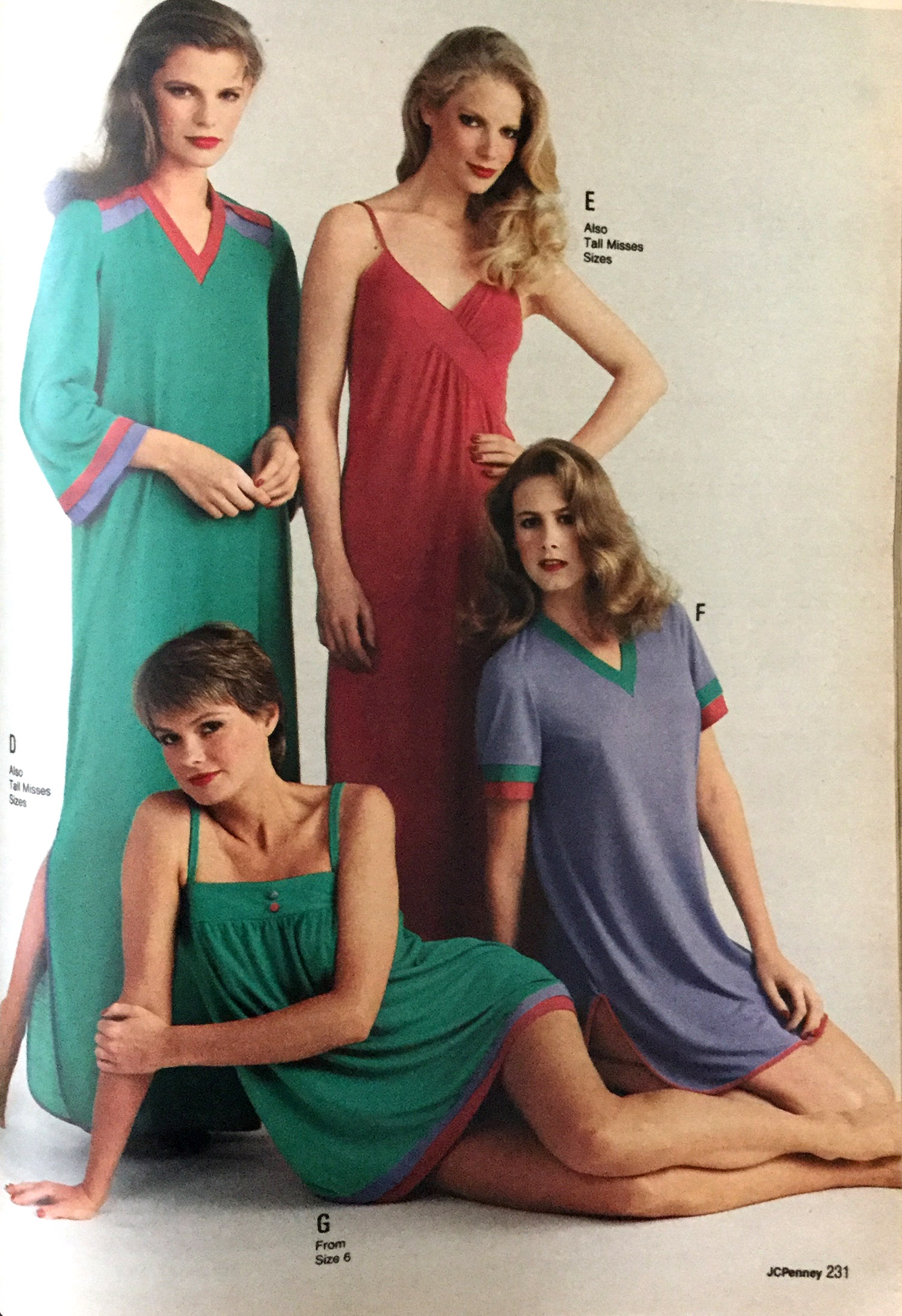 J.C. Penney Fall-Winter 1980