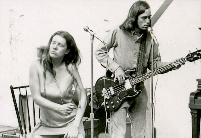 Joplin and Albin space 1967