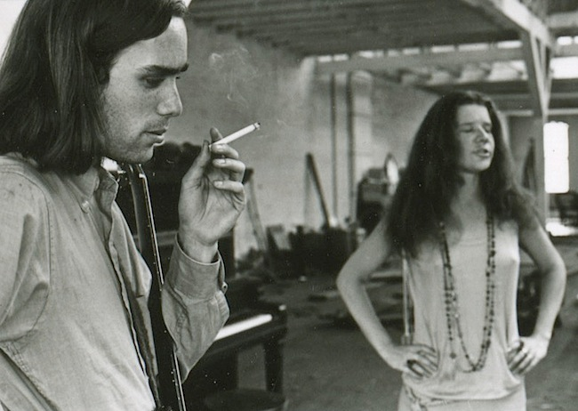 Joplin and Albin - 1967