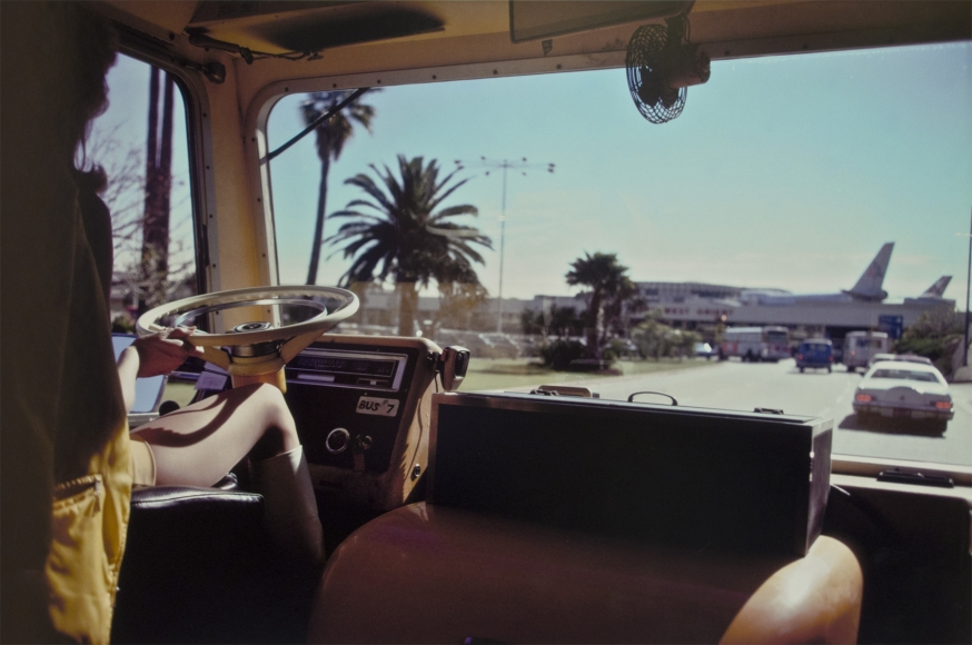 Los Angeles Airport, California, 1974