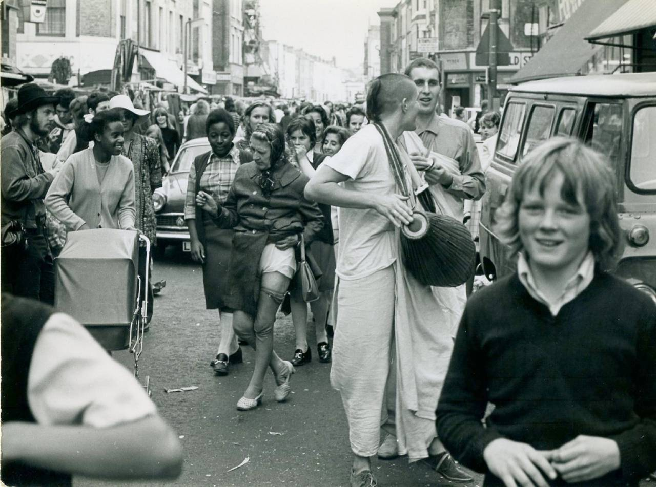 Notting Hill in 1971