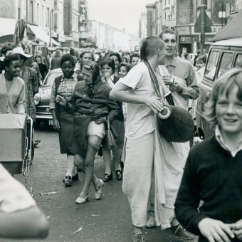 Wonderful Photographs of Notting Hill in 1971