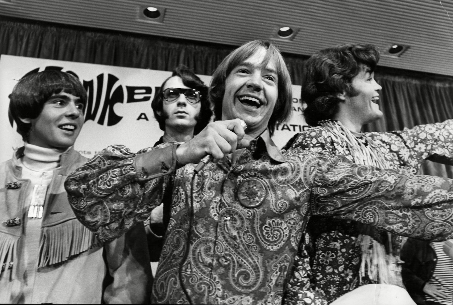 The Monkees Pop Group 1967. Rexscanpix.