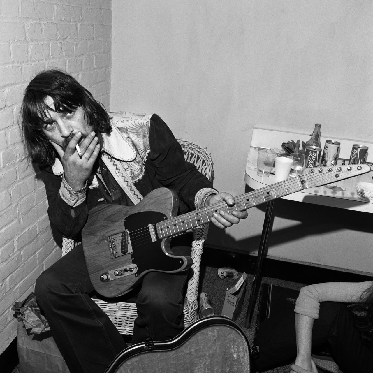 Waylon Jennings, Performance Center, Cambridge, MA, 1975