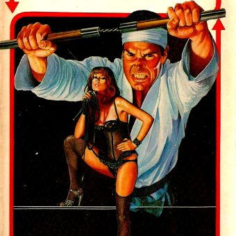 Blood, Bullets & Broads: 50 Vintage Espionage & Action Paperback Covers