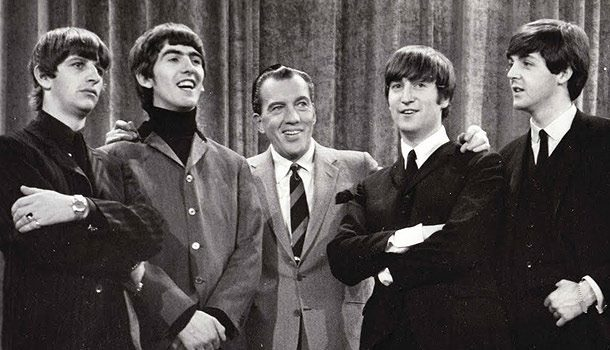 "No doubt countless U.S. musicians were inspired to start their own bands after seeing The Beatles perform on ""The Ed Sullivan Show"" on February 9, 1964. George Hunter was watching that night, too."