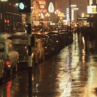Evocative Photographs of London in 1969