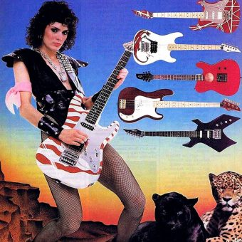 15 Plucking Awesome Rock Guitar Ads from the 1970s-80s