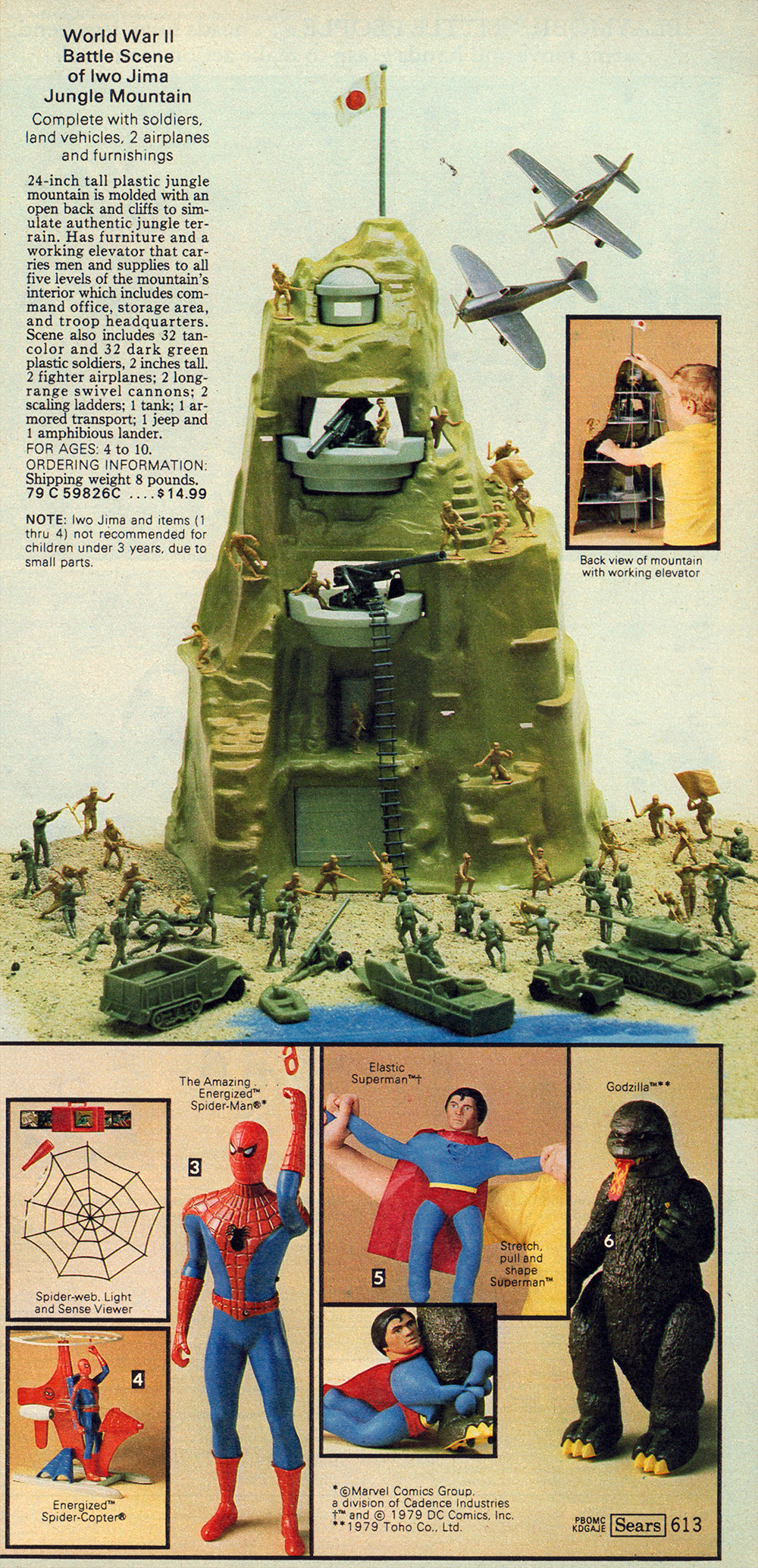 Star Wars, Barbie, And Spirograph: Sears Catalog Stuff For