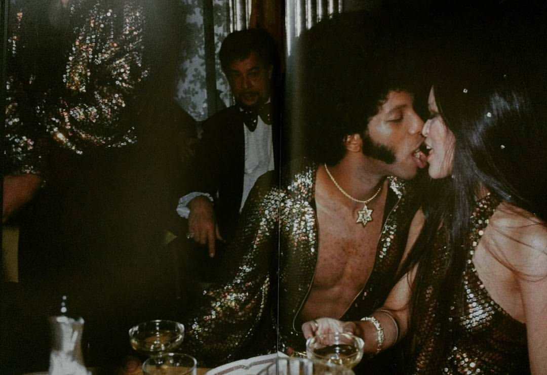 sly stone kathy 1974 wedding