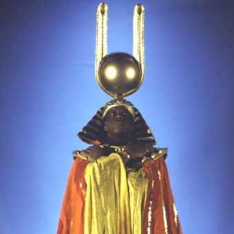 What Does the Sun Ra Smell Like, Norton Records? Answer: The Future!