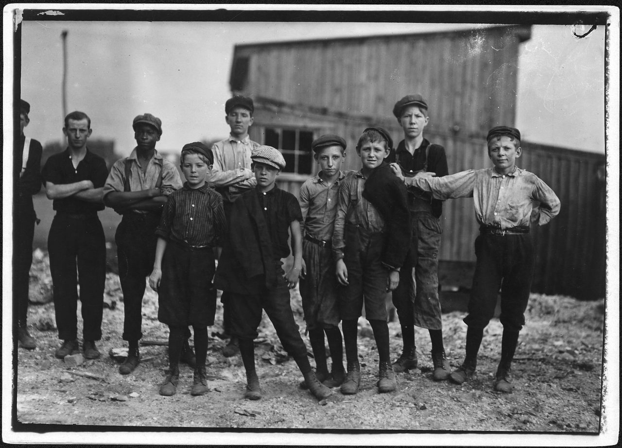 Lewis Hine child labor