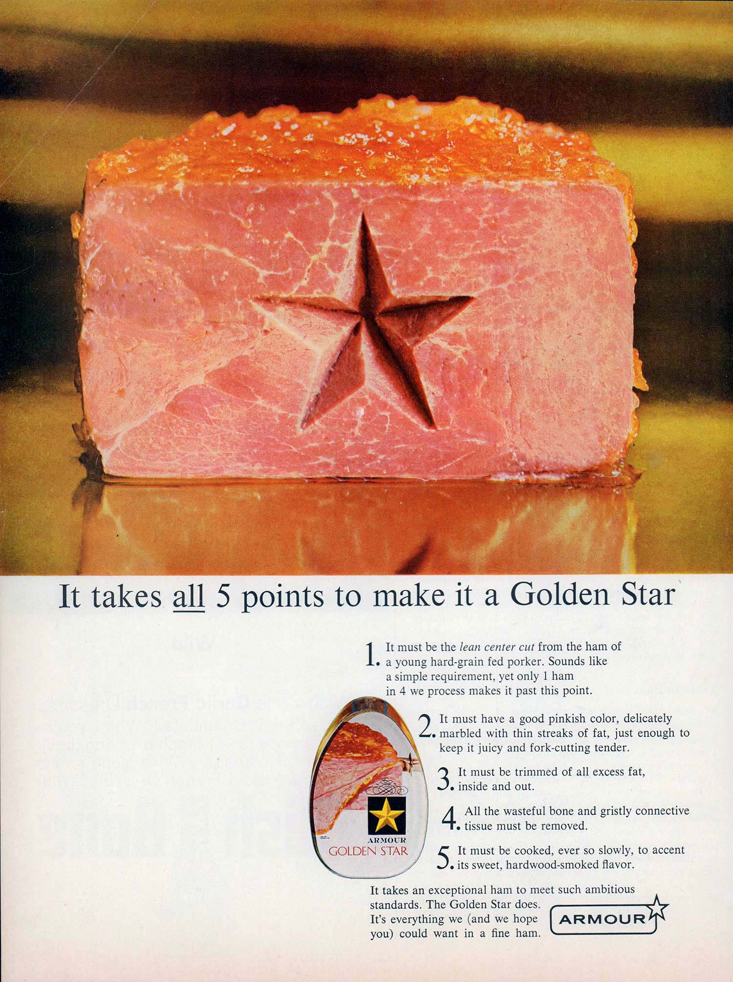 Meat In A Can Spam And Other Potted Meat Ads From The